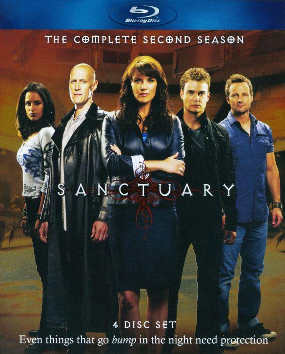 Sanctuary: The Complete Second Season [4 Discs] [Blu-ray] 1005039