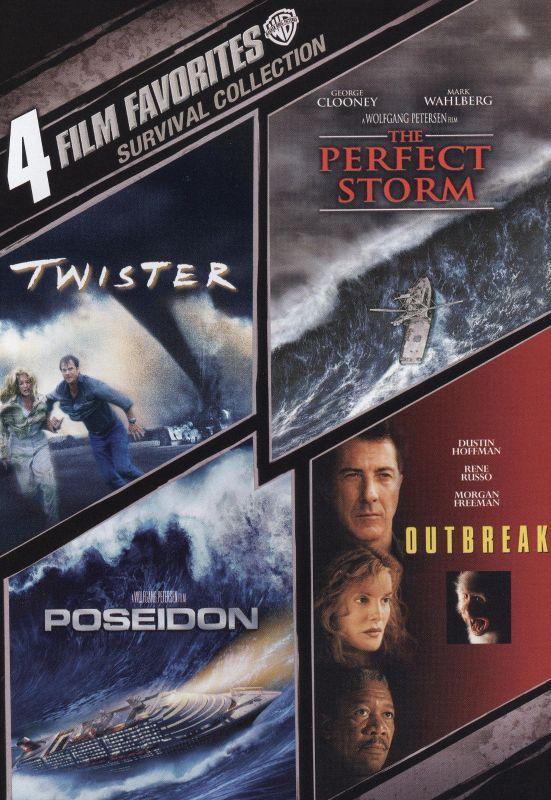 Survival Collection: 4 Film Favorites [2 Discs] [DVD] 1006578