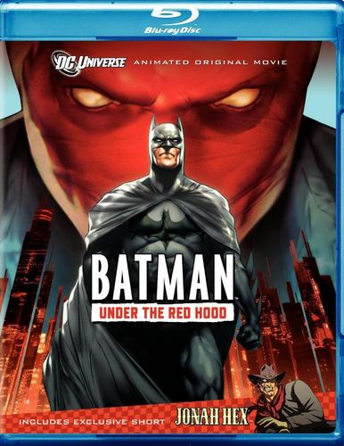 Batman: Under the Red Hood [Special Edition] [Blu-ray] 1008373