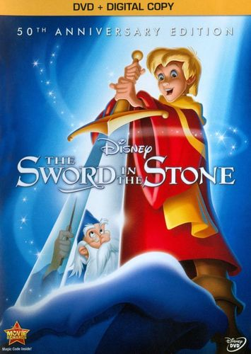 Sword in the Stone [50th Anniversary Edition] [DVD] [1963] 1008628