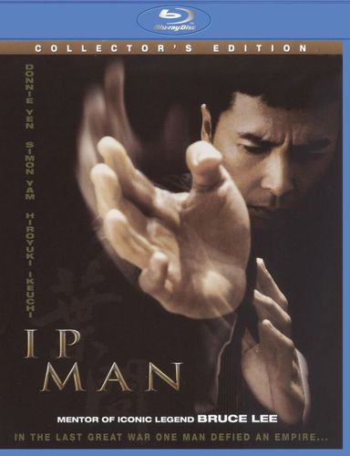 Ip Man [Collector's Edition] [2 Discs] [Blu-ray] [2008] 1014259