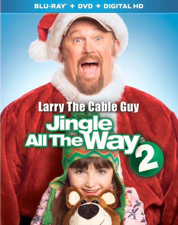Jingle All the Way 2 [2 Discs] [Blu-ray/DVD] [2014] 1016097