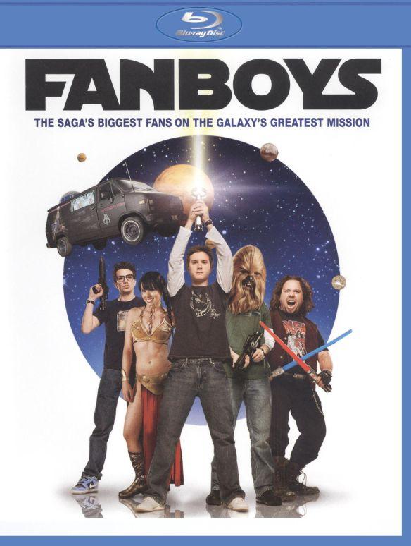 Fanboys [Blu-ray] [2007] 1017229