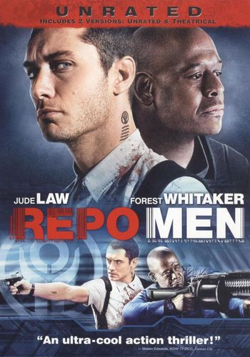 Repo Men [Unrated/Rated Versions] [DVD] [2010] 1017283