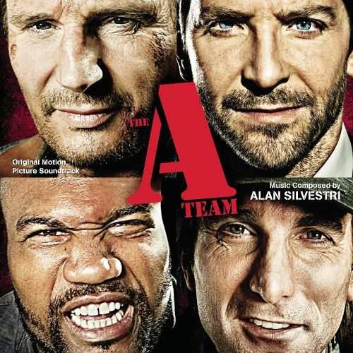 The A-Team [Original Score] [CD] 1018042