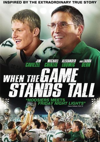 When the Game Stands Tall [Includes Digital Copy] [UltraViolet] [DVD] [2014] 1019003