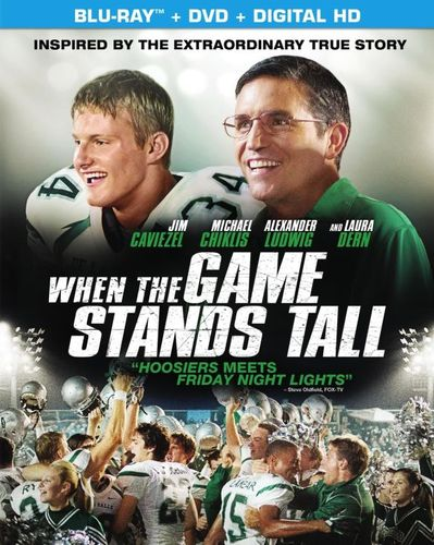 When the Game Stands Tall [2 Discs] [Includes Digital Copy] [UltraViolet] [Blu-ray/DVD] [2014] 1019012