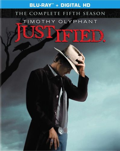 Justified: The Complete Fifth Season [3 Discs] [Includes Digital Copy] [UltraViolet] [Blu-ray] 1019049