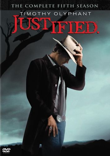 Justified: The Complete Fifth Season [3 Discs] [DVD] 1019058