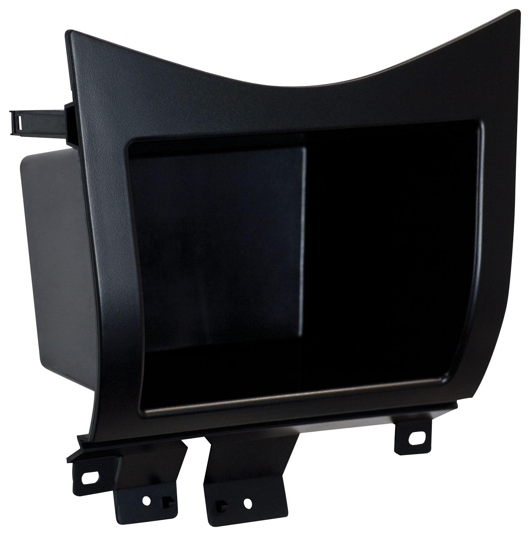 Metra - 99-7803G Mounting Kit Replacement Pocket for 2003-2007 Honda Accord Vehicles - Black 1019518