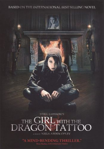 The Girl With the Dragon Tattoo [DVD] [2009] 1020278
