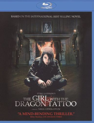 The Girl With the Dragon Tattoo [Blu-ray] [2009] 1020296