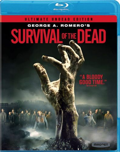 Survival of the Dead [Blu-ray] [2009] 1020366