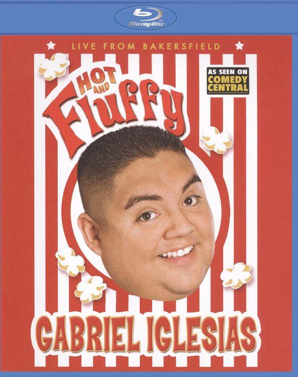 Gabriel Iglesias: Hot and Fluffy [Blu-ray] [2007] 1020848