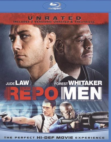 Repo Men [Unrated/Rated Versions] [Blu-ray] [2010] 1022406