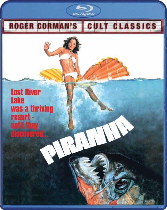 Piranha [Blu-ray] [1978] 1022442