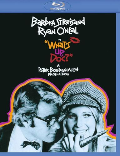 What's Up, Doc? [Blu-ray] [1972] 1025494
