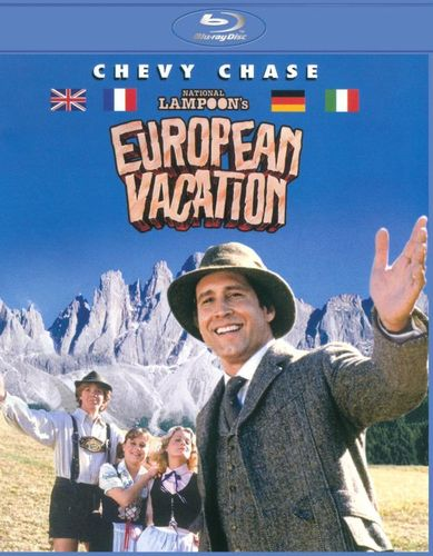 National Lampoon's European Vacation [Blu-ray] [1985] 1025564