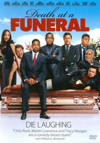 Death at a Funeral [DVD] [2010] 1029885