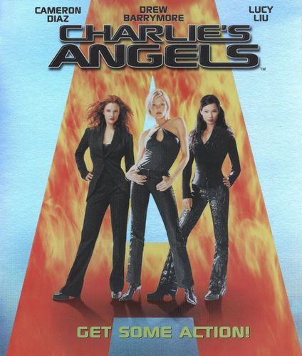 Charlie's Angels [Blu-ray] [2000] 1029949