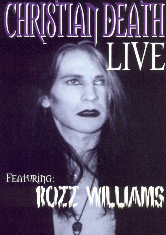 Christian Death: Live [DVD] [1995] 10312841