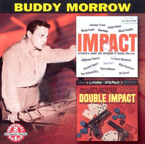 Impact/Double Impact [CD] 10315278