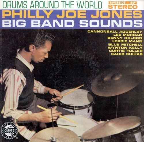 Drums Around the World: Philly Joe Jones Big Band Sounds [CD] 1032563