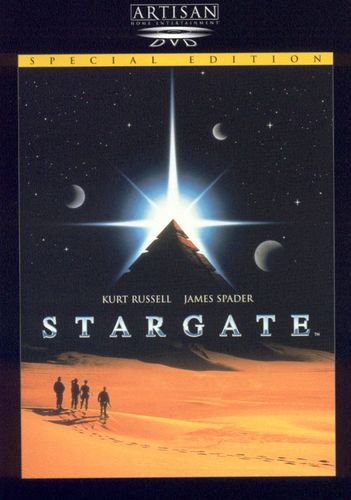 Stargate [WS] [Special Edition] [DVD] [1994] 10363572