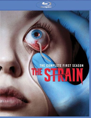 The Strain: The Complete First Season [3 Discs] [Blu-ray] 1040018