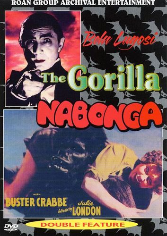 Horror Classics 6: The Gorilla/Nabonga [DVD] 10444771
