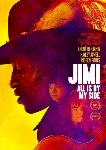 Jimi: All Is By My Side [DVD] [2013] 1065011