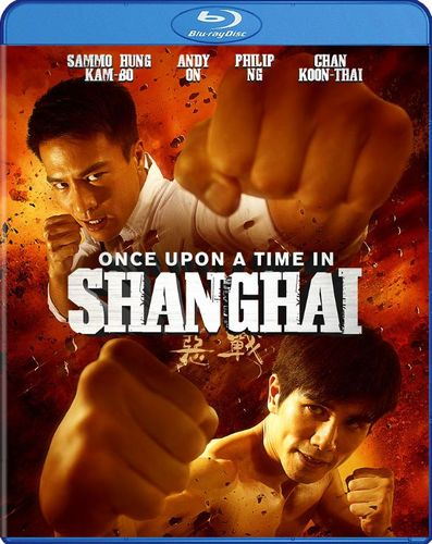 Once Upon a Time in Shanghai [Blu-ray] [2014] 1065039