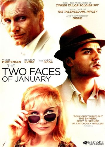 The Two Faces of January [DVD] [2014] 1065066