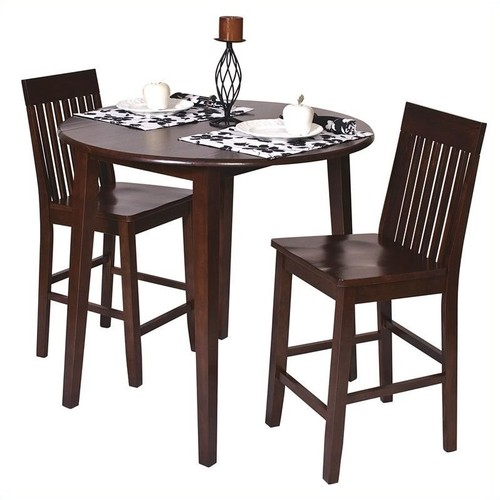 Office Star Furniture - Westbrook Pub Table - Brown