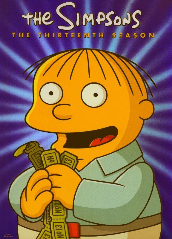 The Simpsons: The Thirteenth Season [4 Discs] [DVD] 1067578