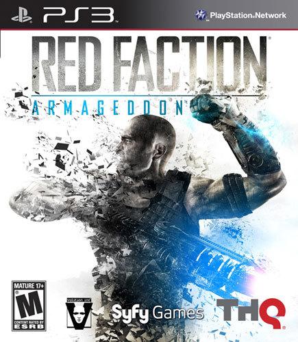 Red Faction: Armageddon - PlayStation 3