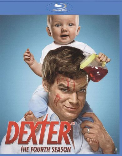 Dexter: The Fourth Season [3 Discs] [Blu-ray] 1068392