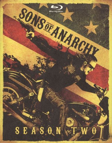 Sons of Anarchy: Season Two [3 Discs] [Blu-ray] 1068407