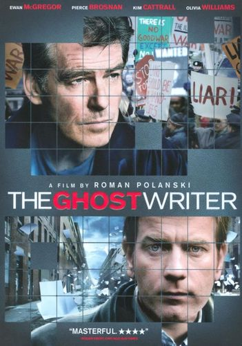 The Ghost Writer [DVD] [2010] 1074483