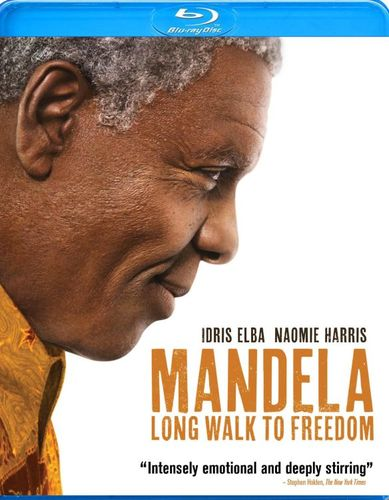 Mandela: Long Walk to Freedom [Blu-ray] [2013] 1083086