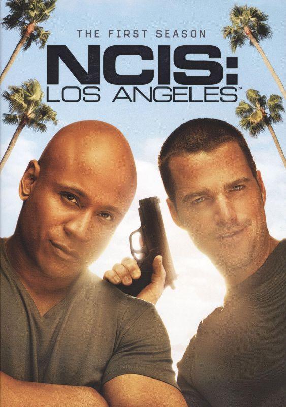 NCIS: Los Angeles - The First Season [6 Discs] [DVD] 1085261