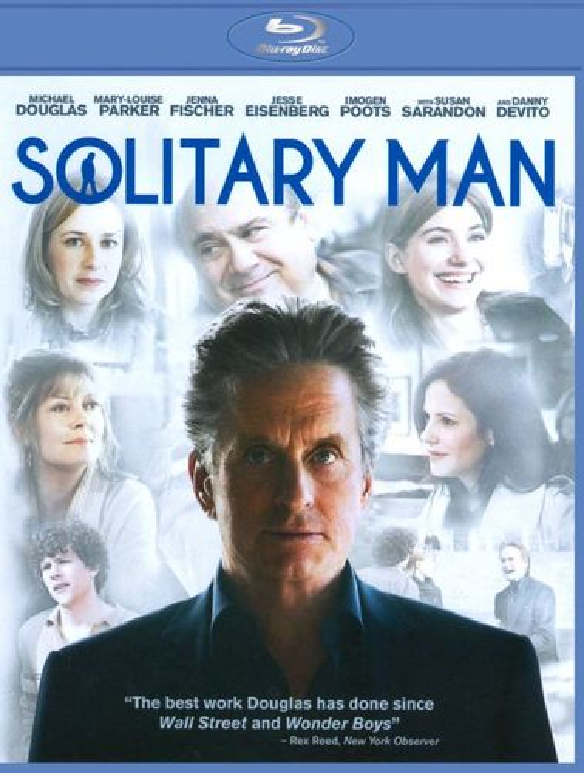 Solitary Man [Blu-ray] [2009] 1085977