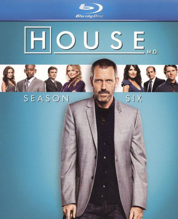 House: Season Six [5 Discs] [Blu-ray] 1089355