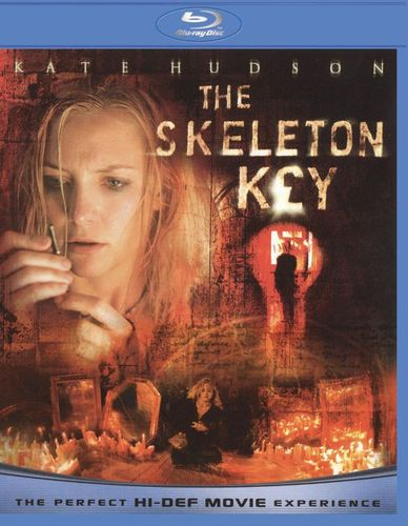 The Skeleton Key [Blu-ray] [2005] 1089424