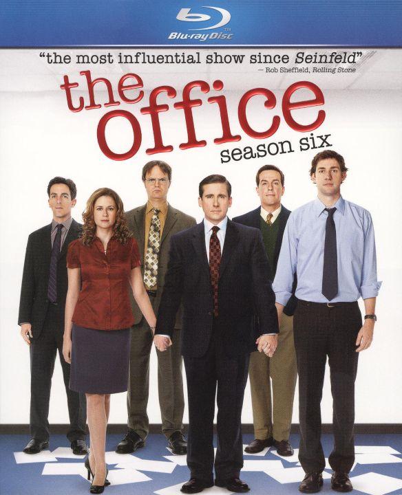 The Office: Season Six [4 Discs] [Blu-ray] 1089433