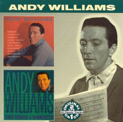 Andy Williams/Andy Williams Sings Rodgers & Hammerstein [Collectables] [CD] 11091542