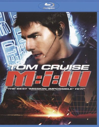 Mission: Impossible III [Blu-ray] [2006] 1111794