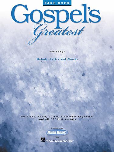Hal Leonard - Various Composers: Gospel's Greatest Sheet Music - Multi
