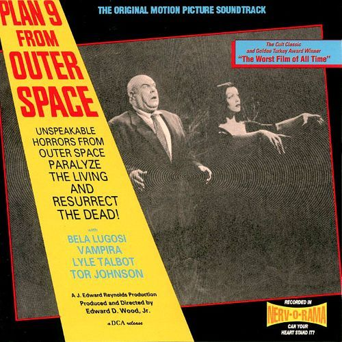 Plan 9 from Outer Space [CD] 1112450