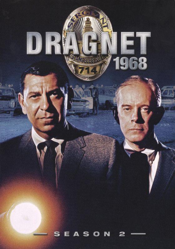 Dragnet: Season 2 [6 Discs] [DVD] 1114382